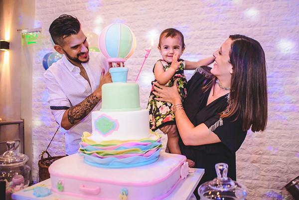 Tips para organizar el primer cumpleaños de tu bebe - Eventos infantiles - ND Fotografia