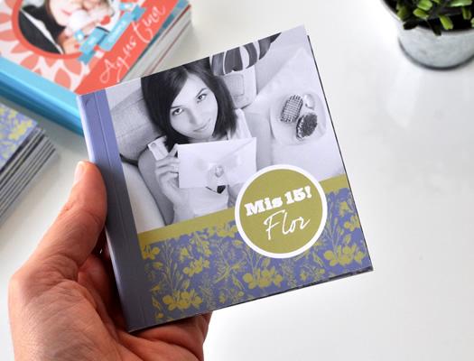 Mini fotolibro souvenir - ND Fotografia