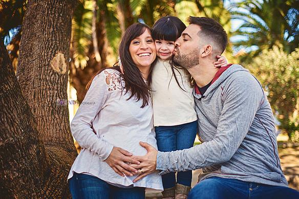 Fotografia-familiar-embarazo-hermanito