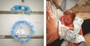 Fotografía Newborn a domicilio