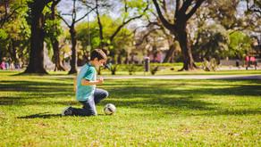 10 Consejos para sacarle fotos a tus hijos en la plaza
