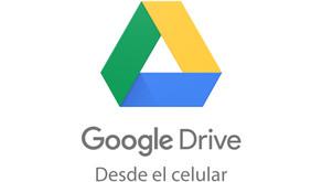 Tutorial para mandar fotos online: Google Drive (Desde el celular)