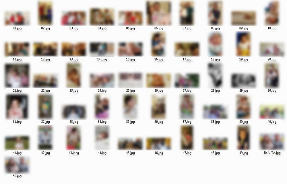 Como-preparar-las-fotos-para-un-vídeo-cronológico-del-primer-añito-de-tu-bebe-2