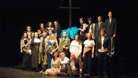 Opera Pramen Performance