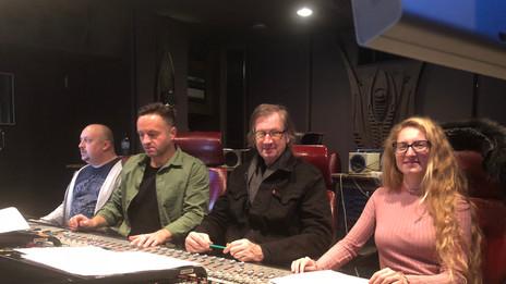 Alvernia Studios Session