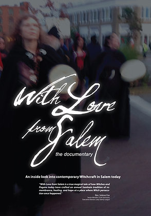 With Love from Salem DVD