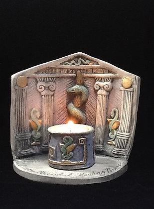 Aesclepius Healing Shrine