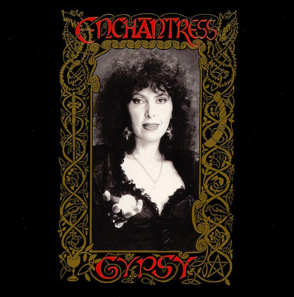 Enchantress CD by Gypsy