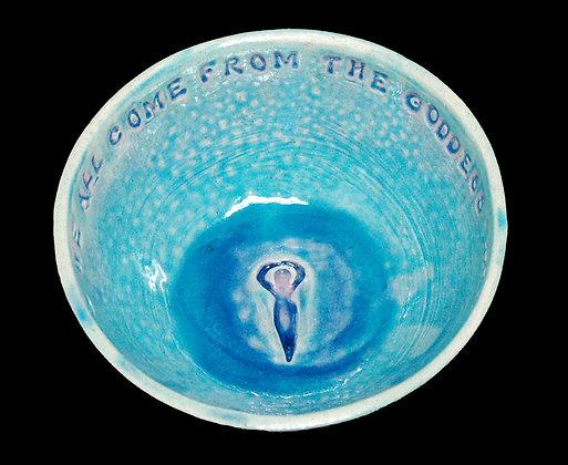 Goddess Altar Bowl