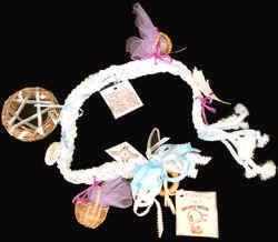 Harvest Moon Lunar Talisman Cord
