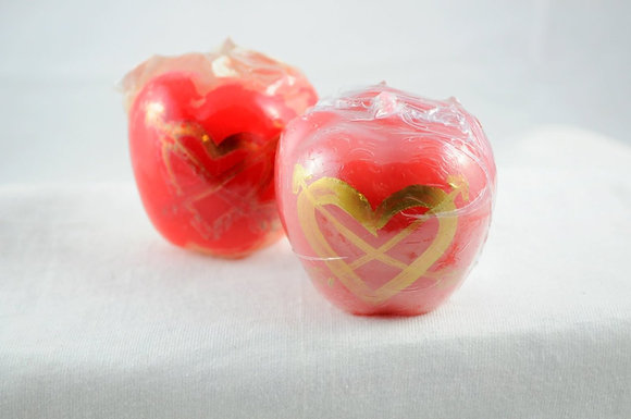 Love Apple Talisman Lights™ Spell Candle