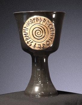 Rune Wheel Chalice