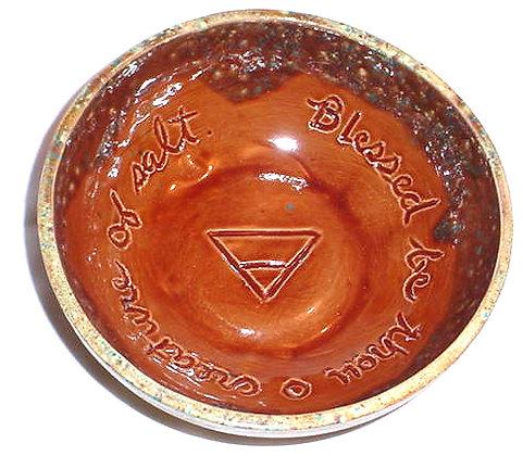 Altar Bowl for Salt