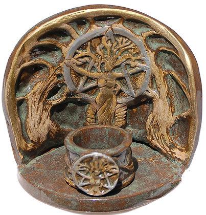 Tree Goddess Altar Shrine