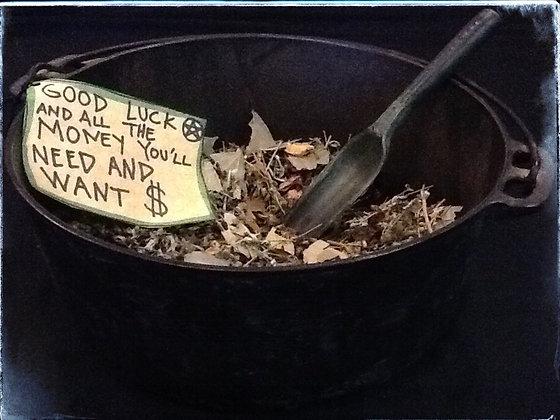 Herbal Spell:Money
