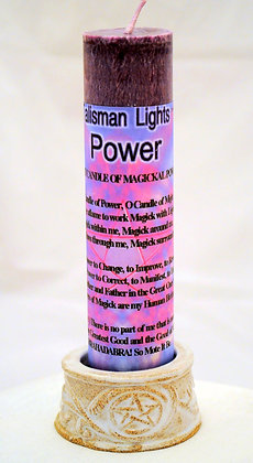 Power Talisman Lights™ Candle