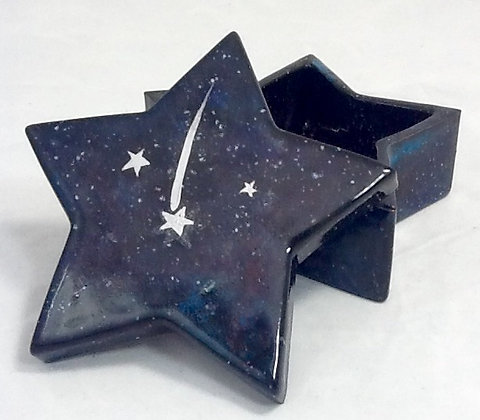 Lidded Star Box-Celestial Collection™