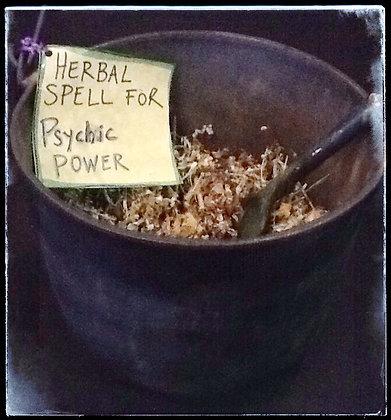 Herbal Spell:Psychic Power
