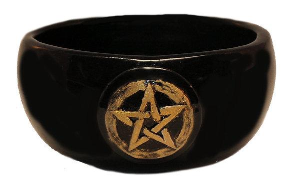 Black Pentacle Bowl