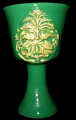 Green Man Ritual Chalices