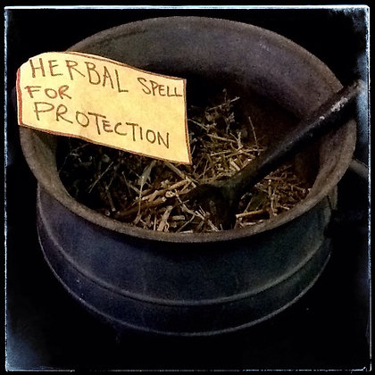 Herbal Spell:Protection