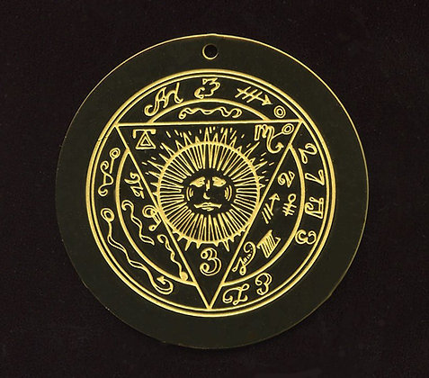 Astral Projection Talisman