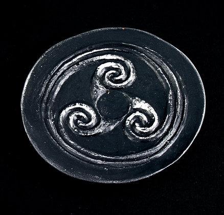 Medium Triskellion Altar Disk