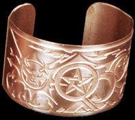 Nature Force Ritual Cuff Bracelet