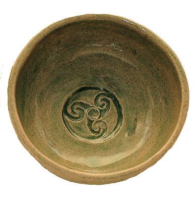 Triskellion Altar Bowl