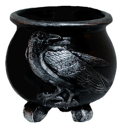 Raven Altar Cauldron