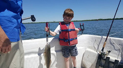 COASTAL BAY FISHING CHARTERS FOR REDFISH