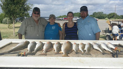 SAN ANTONIO FISHING CHARTERS WITH CAPT ALEX