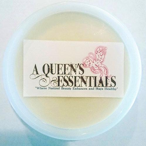 Scented Un-Refined Shea Butter 8 oz