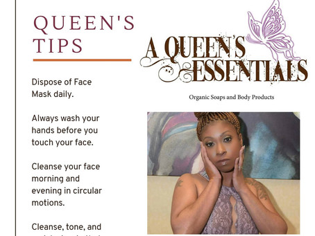 Queen's Skincare Tips