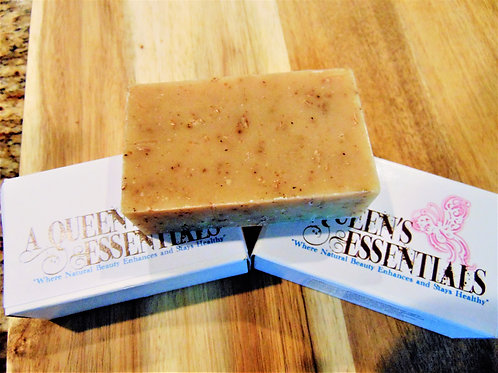 Spicey Oatmeal for Eczema Bar Soap