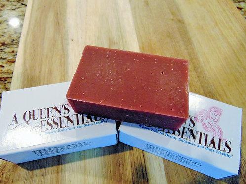 Crimson Citrus Bar Soap