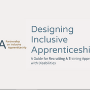Invisible Disabilities and Apprenticeships