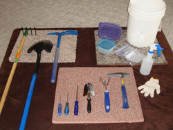 The Tools You Need to dig opals