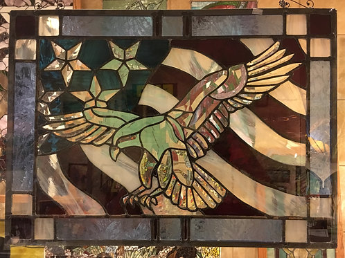 Stained Glass Panel PLACEHOLDER36