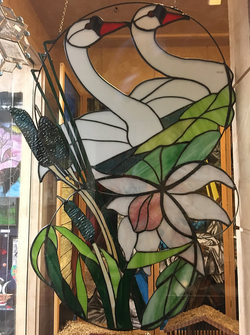 Stained Glass Panel PLACEHOLDER37