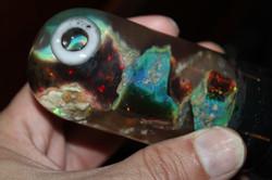 Virgin Valley Nevada Black Fire Opal