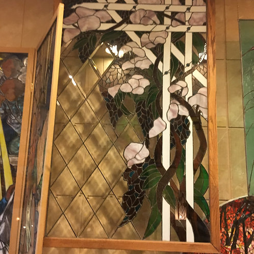 Stained Glass Panel PLACEHOLDER4