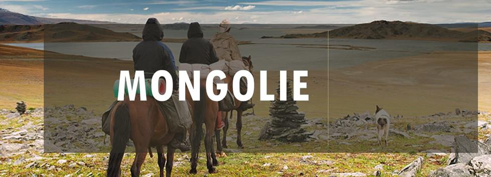 Projet Mongolie