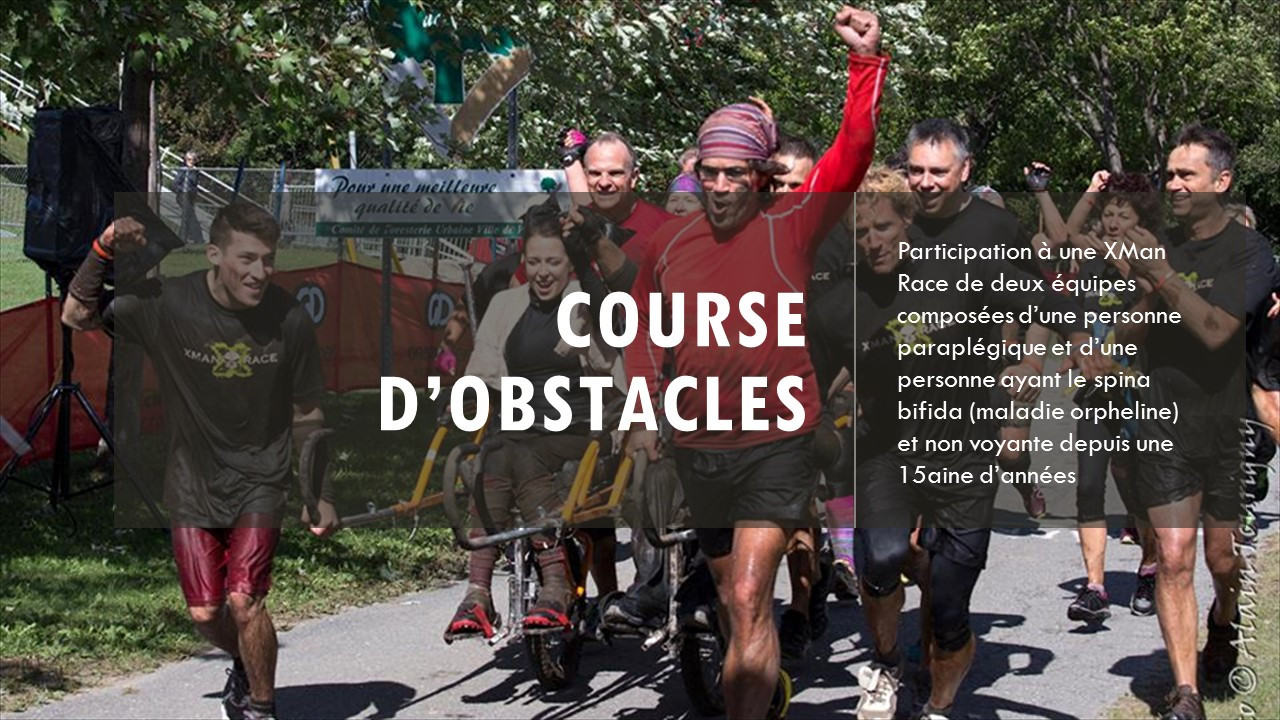Course d'obstacles