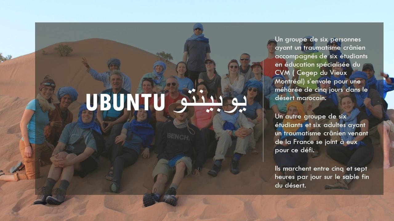 Projet Ubuntu