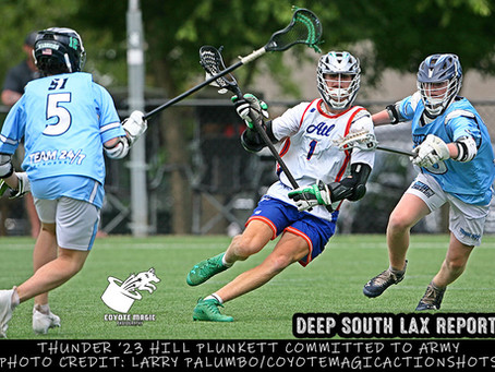 July 2021 NCAA Commit Round Up: 33 boys commit from the Deep South