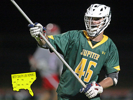 NCAA Commitment Round Up: 25 boy's commit from the Deep South in July