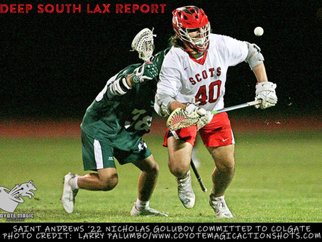 March 2021 NCAA Commitment Round Up: 29 boys commit from the Deep South