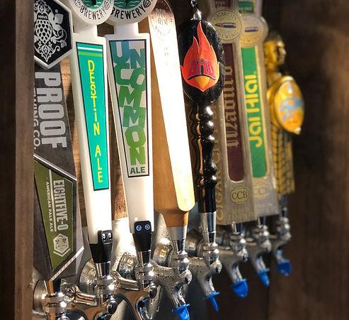 Craft Beer 1835 Porch Bar