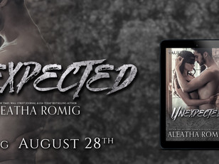 UNEXPECTED Cover Reveal
